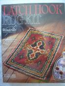 Florentine Latch Hook Rug Kit