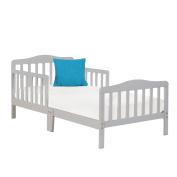 Big Oshi Contemporary Design Toddler Bed, Grey