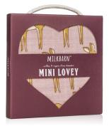 Milkbarn Mini Lovey Baby Blanket - Deer