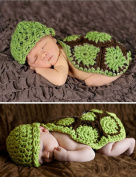 CHENGYIDA Newborn Baby Girls Boys Crochet Knit Costume Photo Photography Prop Outfits newborn fotografia clothes and accessories
