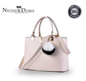Nicole & Doris 2016 spring new trend minimalist fashion handbag for women casual shoulder cross-body bag