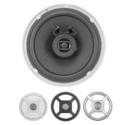Jensen Ms650rtl 17cm Coaxial Led Lighted Speakers