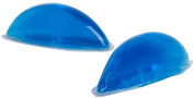 Hemorrwedge Hemorrhoid Treatment Ice Pack - Silicone Gel Freeze Pack, Pair with Case
