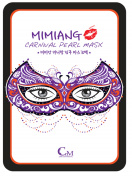 Mimiang Carnival Pearl Mask Sheet