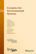 Ceramics for Environmental Systems