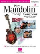 Play Mandolin Today! Songbook