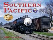 Southern Pacific Railroad 2017 Wall Calendar