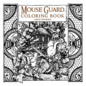 Mouse Guard: Coloring Book