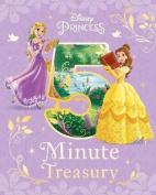 Disney Princess 5-Minute Treasury