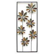 Stratton Home Decor Climbing Flowers Panel Wall Decor