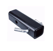 HD 5.1cm To 2.5cm - 0.6cm Tow Hitch Reducer Adaptor Towing Trucks Trailer Safety Hitch Pin