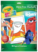 Crayola Finding Dory Colour Wonder Paper & Markers
