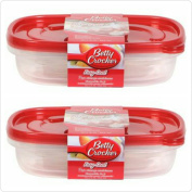Betty Crocker Easy Seal Storage Container 900ml