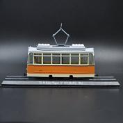 THE TOYS 1/87 ATLAS TE 59 REKO-WAGEN 217 055 (RAW)-1961 The tram model