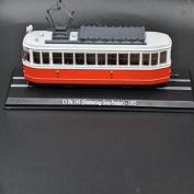 THE TOYS 1/87 C1 NR.141 (Simmering-Graz-Pauker)-1957 The tram model