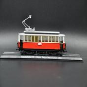 THE TOYS 1/87 ATLAS STUBAITALBAHN TW(GRAZER WAGGONFABRIK/AEG)-1904 The tram model