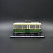 THE TOYS 1/87 TARM ATLAS MOTRICE L(STCRP)-1923 Static alloy resin model the tram model
