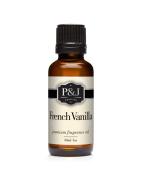 French Vanilla Fragrance Oil - Premium Grade Scented Oil - 30ml