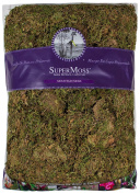 Super Moss Mountin Moss Fine Dried Green Sphagnum 1400cuin