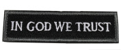 Horizon In GOD We Trust - Tactical Morale Patch - Black