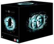 X-Files: The Complete Series [Region 1] [Blu-ray]