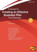 Creating An Effective Business Plan