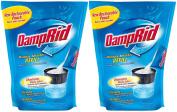 Damp Rid Refill Bag, 1240ml-2 pk