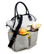 Premium Nappy Bag by Laiya Baby