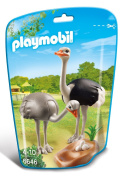 Playmobil - Zoo Theme - Ostriches with Nest