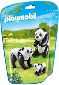 Playmobil - Zoo Theme - Panda Family