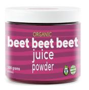 Beet Beet Beet- Organic Juice Powder 300 Grammes 30 Servings NEW SIZE