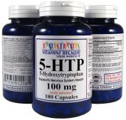 5-HTP: 100 mg 180 capsules