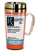 Spoontiques Prescription Insulated Travel Mug, Multicolor