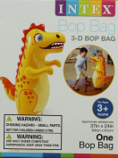 100cm 3D Dinosaur Animal Big Time Toys Bop Bag ( Bopper Power Bag / Punching bag ) - Blow Up Inflatable