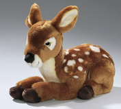 Soft Toy Deer, Fawn, 28cm [Toy]