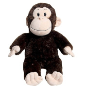 "Monkey 10"" (25cm) Stuff Build Your Own Bear Kit No Sewing"