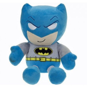 23CM BATMAN PLUSH TOY SOFT CUDDLY SUPERHERO GIFT KIDS OFFICIAL STUFFED DOLL NEW
