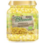Bionova | Sweetcorn - organic | 3 x 340g