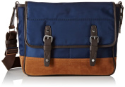 TRUSSARDI JEANS by Trussardi Messenger Bag, Blu (Blue) - 71B03349