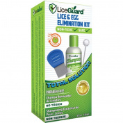 LiceGuard Lice and Egg Elimination Kit