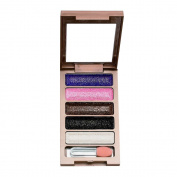 Contever® 5 Colours eyeshadow palette Shimmer and Glitter Makeup Set # 2