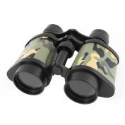 sourcingmap Plastic Clear Lens Hang Strap Adjustable Binocular Camouflage Colour