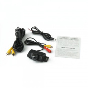 120¡ã7 Led Light Car Rearview Back Up Colour Cmos Camera Professional Hanging Parking Vehicle Rear View