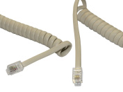 avalva 1277/Telephone 4P4 °C Male to 3.5 mm Male Extension
