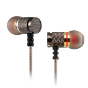 Koly Ear Sports Headphones Stereo Earphone Music Metal Heavy Bass Sound Headset