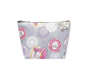 STYLISH MAKE-UP BAG VINTAGE PRINT POUCH COSMETIC TOILETRY BAG GIFTS