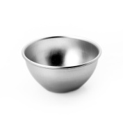 Aluminium Semicircle Pudding Jelly Biscuit Mould Baking Tools Bakeware Diy Silver Cake Bread