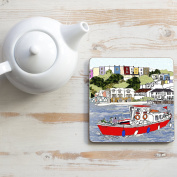 Bristol Red Ferry Square Teapot Stand