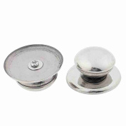 Move & Moving(TM) Kitchen Replacement Cooking Pot Cover Knob Pan Lid Handle Knobs 2Pcs