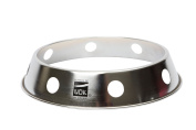 School of Wok Wok Ring, Stainless Steel, 25cm